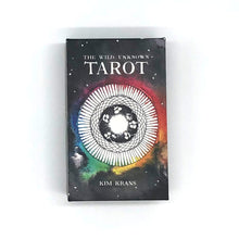 Load image into Gallery viewer, The Wild Unknown Tarot Deck by Kim Krans