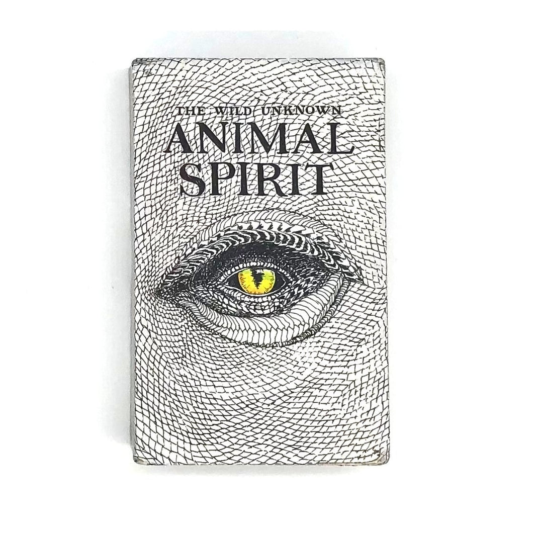 The Wild Unknown Animal Spirit Tarot Deck by Kim Krans
