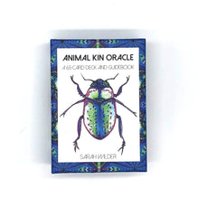 Load image into Gallery viewer, Animal Kin Oracle Deck by Sarah Wilder