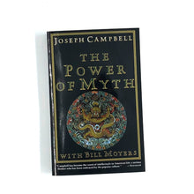Load image into Gallery viewer, The Power of Myth by Joseph Campbell