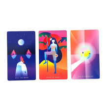 Load image into Gallery viewer, Mystic Mondays Tarot Deck by Grace Duong