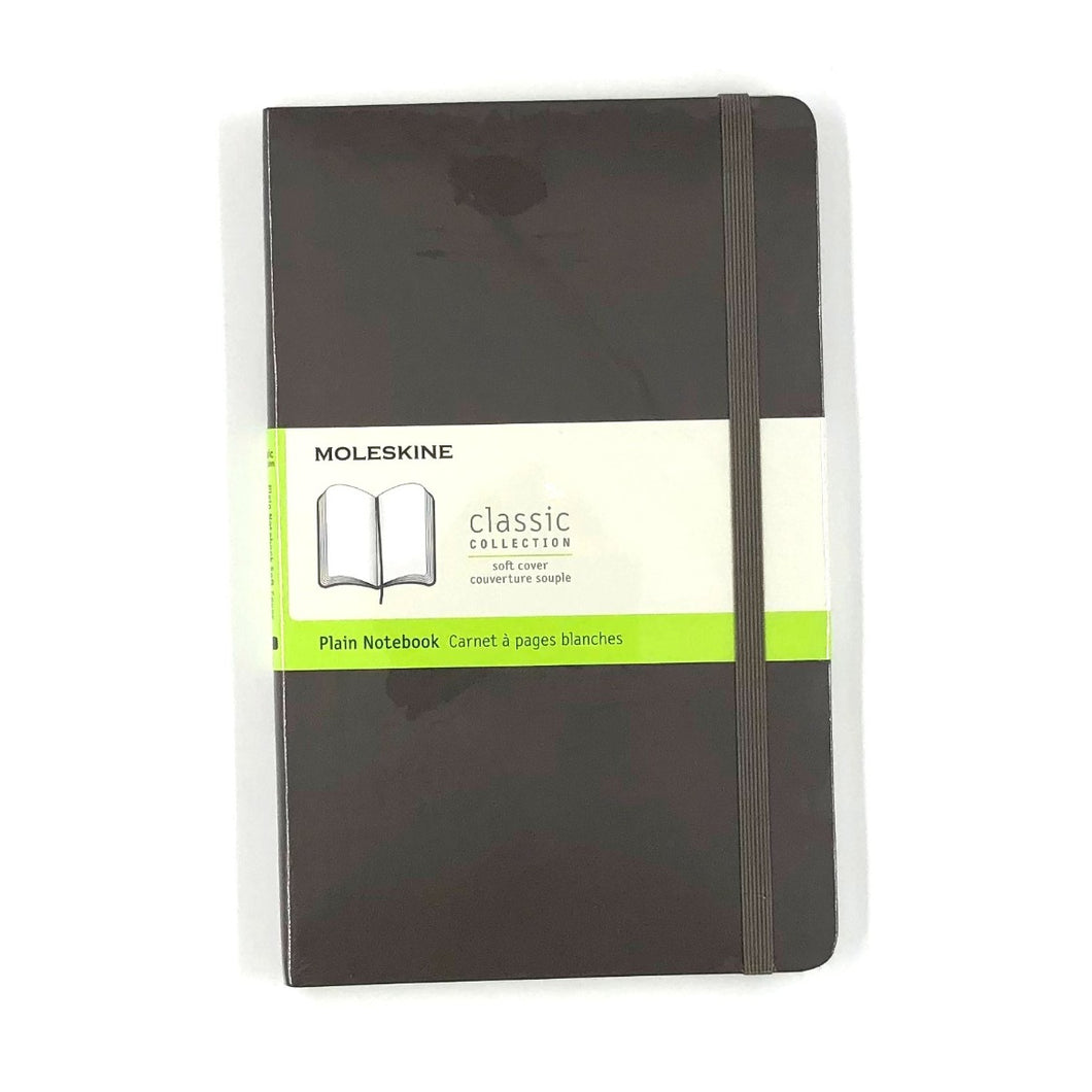 Moleskine Classic Journal Soft Cover in Brown