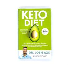 Load image into Gallery viewer, Keto Diet by Dr. Josh Axe
