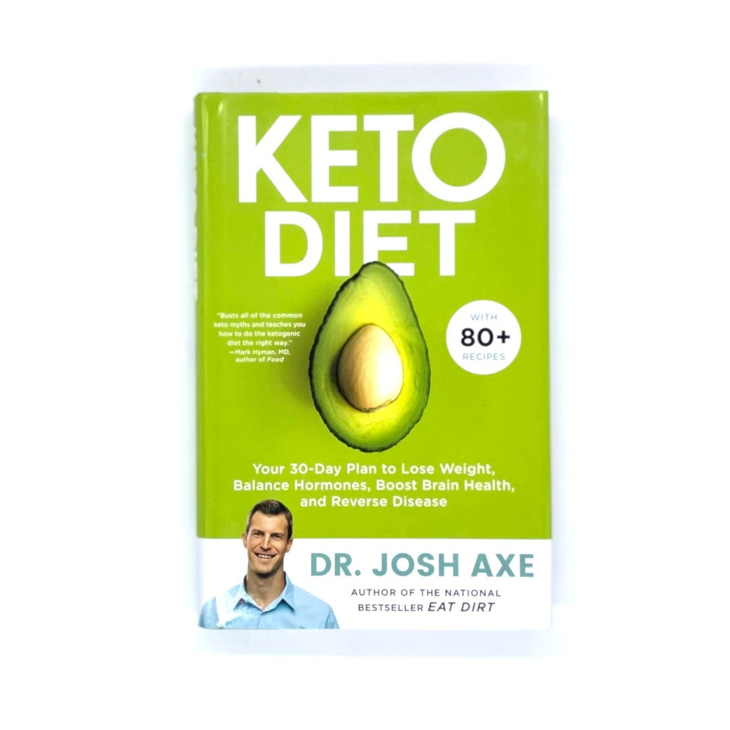 Keto Diet by Dr. Josh Axe