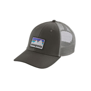 Patagonia Shop Sticker Patch LoPro Trucker Hat - Unisex