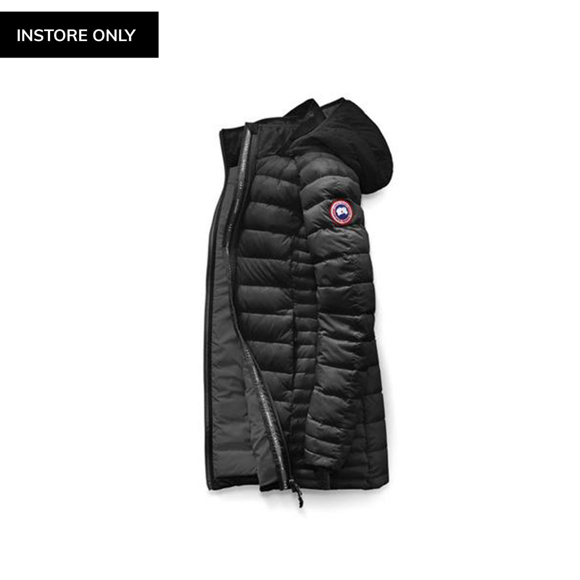 Canada Goose Women's Brookvale Hooded Coat