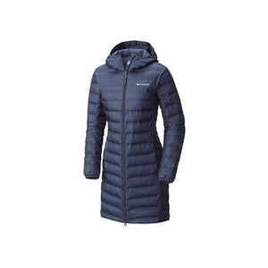 Columbia Lake 22 Long Hooded Jacket - Women's