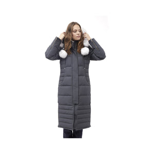 Moose Knuckles Saskatchewan Parka - Granite
