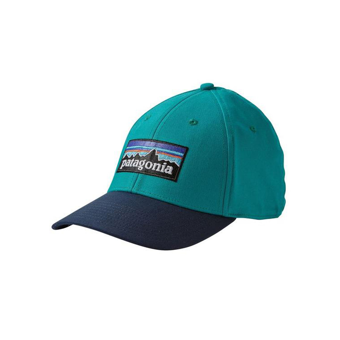 Patagonia P6 Logo Stretch Fit Hat - Unisex
