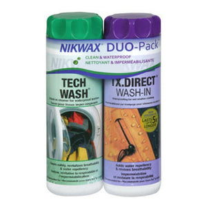 Nikwax Hardshell DUO-Pack 300 ml