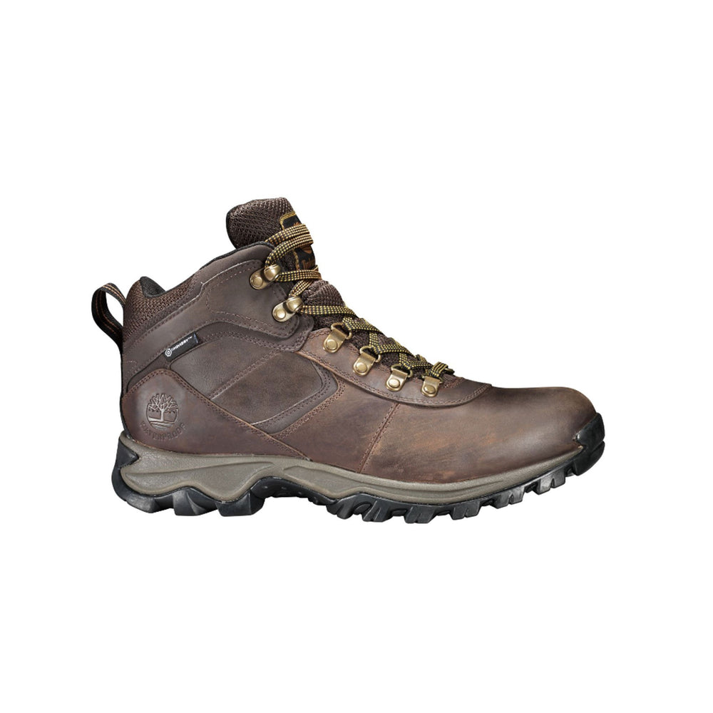 Timberland Mt. Maddsen Leather Mid Waterproof - Men's