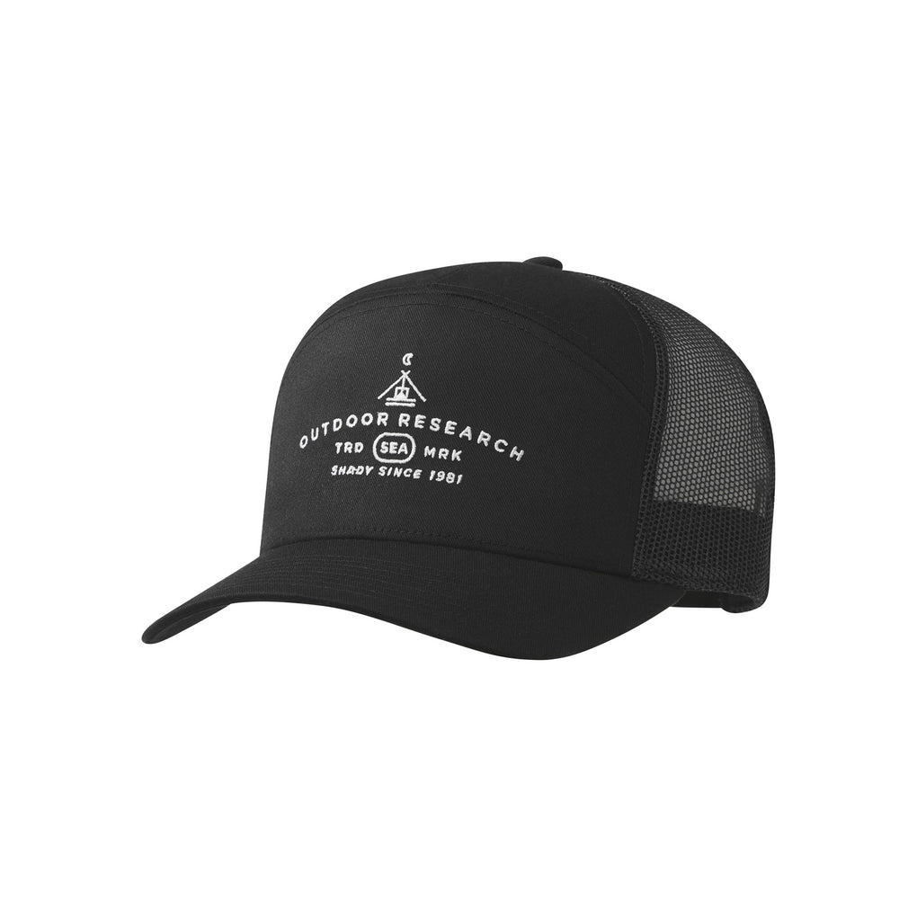 Outdoor Research Shady 7 Panel Trucker Hat