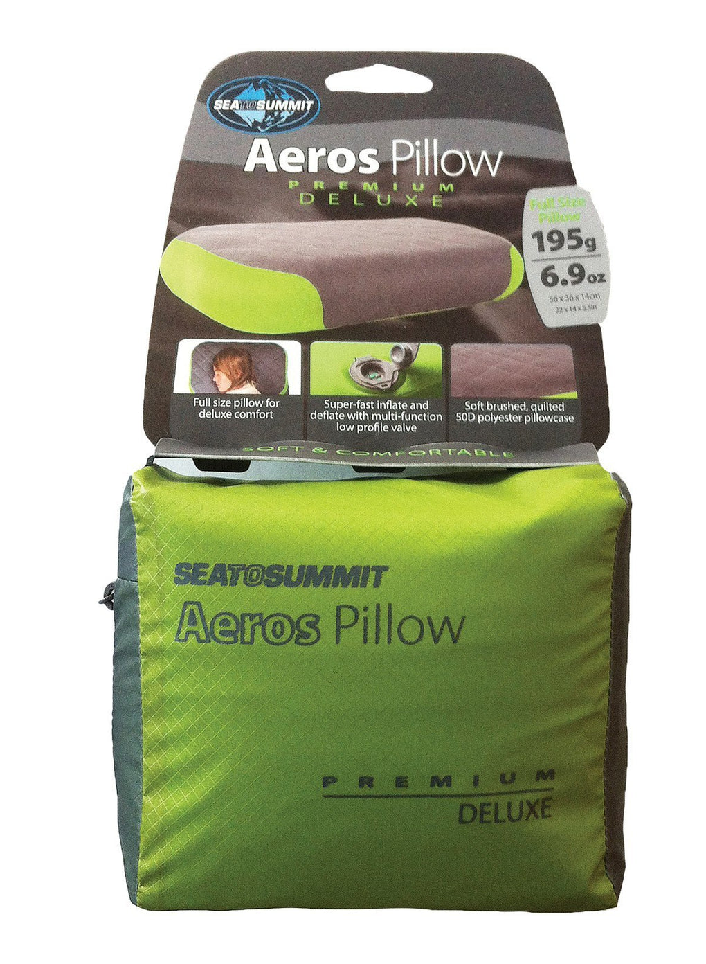 Sea to Summit Aeros Pillow Premium Deluxe