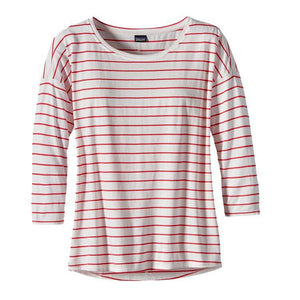 Patagonia Shallow Seas 3/4 Sleeve Top - Women's - Clearance