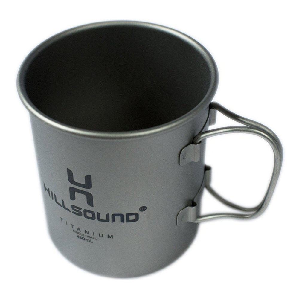 Hillsound Single Wall Mug 450mL