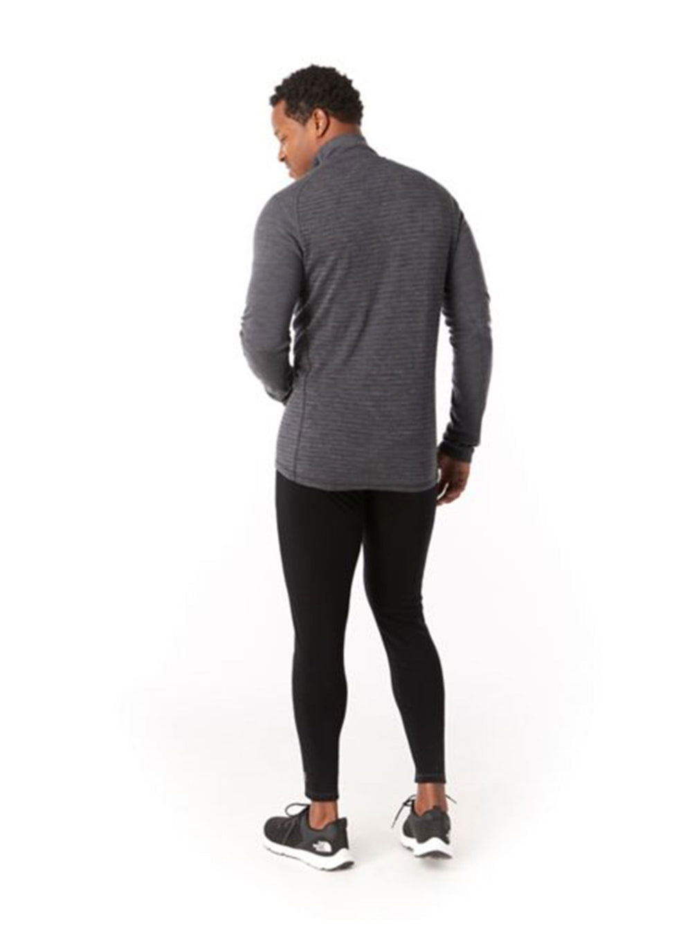 Smartwool Merino 250 Baselayer Pattern 1/4 Zip - Men's
