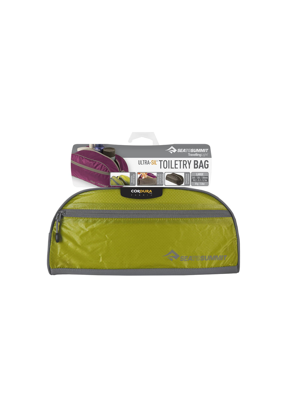 Sea to Summit Ultra-Sil Toiletry Bag
