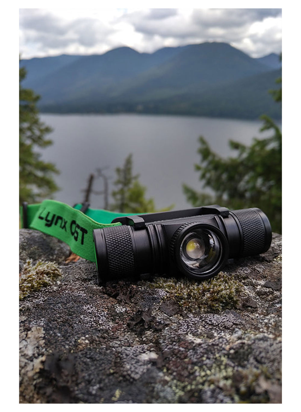 Lynx OGT Cat Eye Zoomable Headlamp