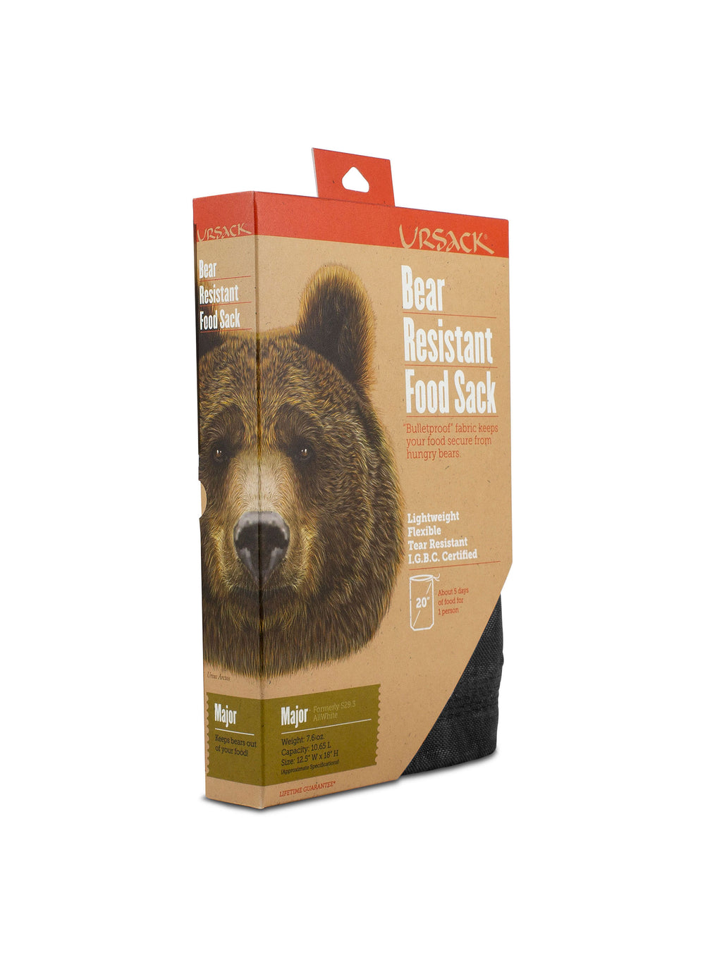 Ursack Major Bear Resistant Food Sack