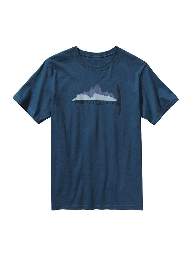 Patagonia Day-to-Day Piolet Cotton T-Shirt - Men's