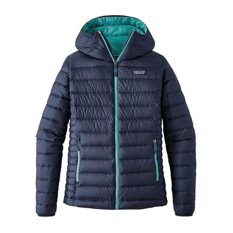 Patagonia Down Sweater Hoody - Women's