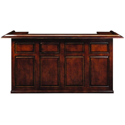 "RAM Game Room 84"" Bar - Chestnut Finish DBAR84 CN"