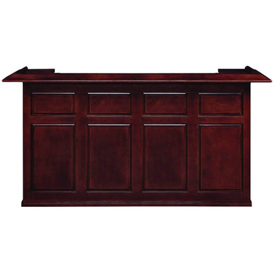 "RAM Game Room 84"" Bar - English Tudor Finish DBAR84 ET"