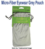 Micro-Fiber Eyewear Pouch with Draw String