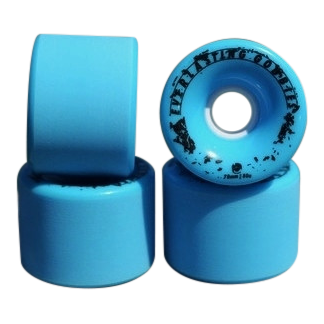 *MC Everlasting Gobbies 70mm 80a Wheels