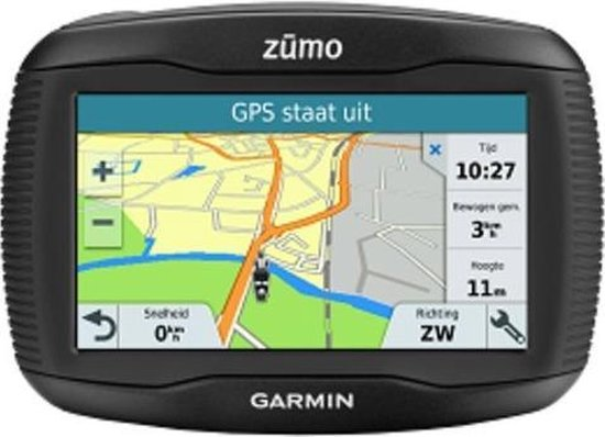 Garmin zumo 395lm 2e hands