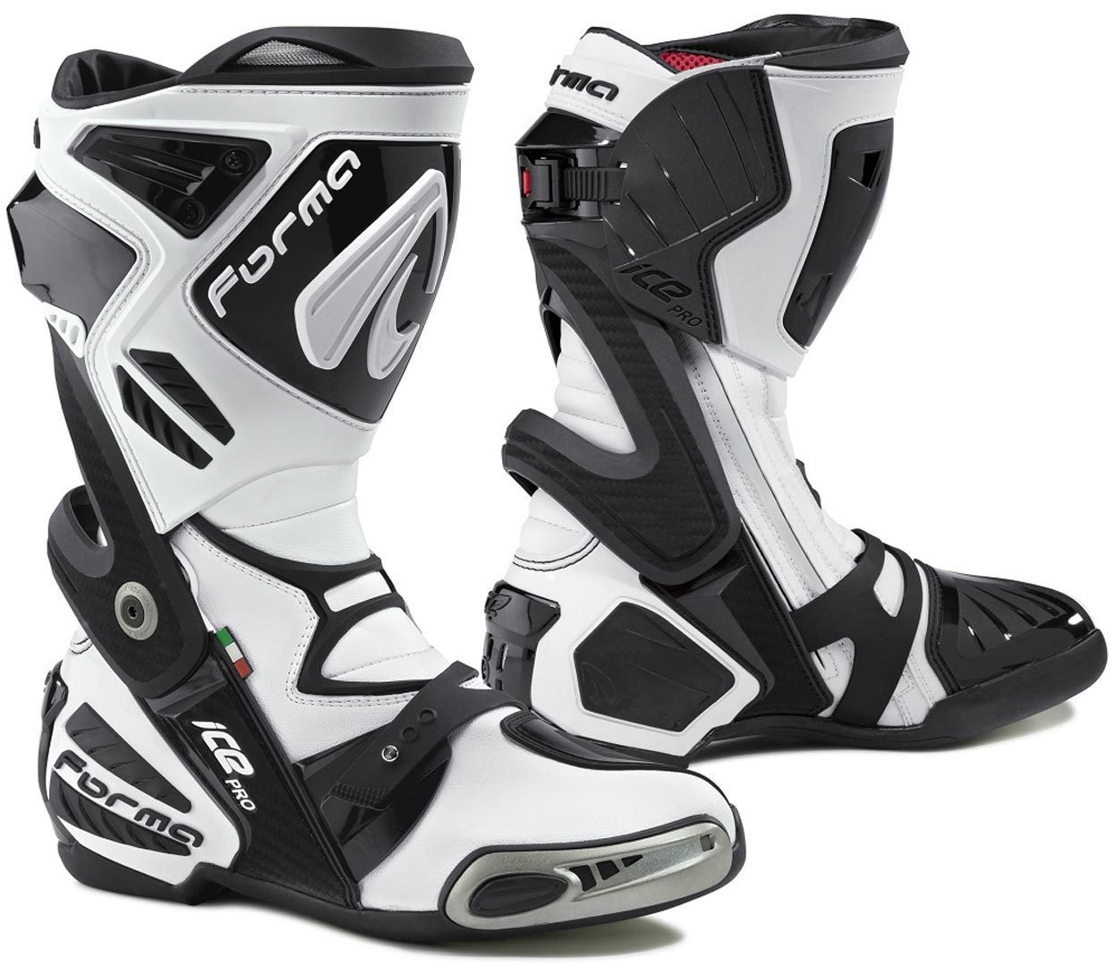 Forma ice pro white, motorlaarzen, OUTLET