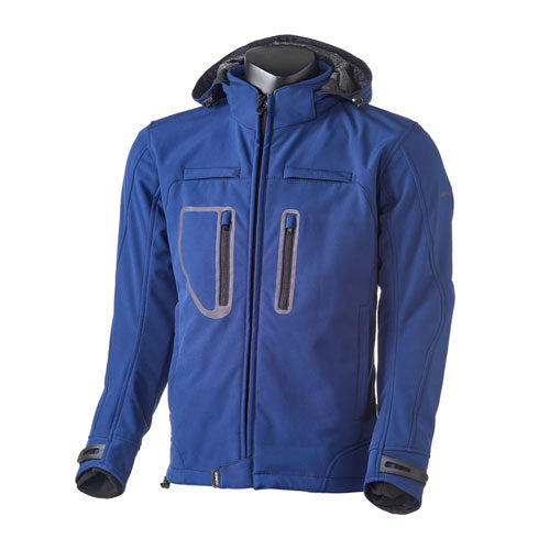 Grandcanyon downtown softshell jack blauw, OUTLET