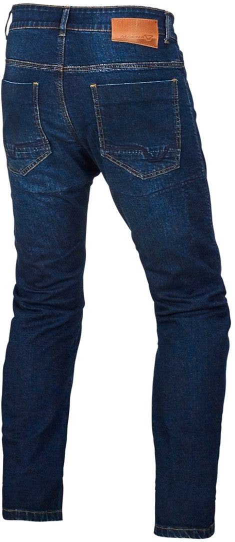 Macna squad motor jeans dark blue. OUTLET