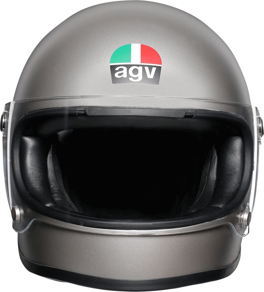AGV X3000 solid  mat grey, OUTLET