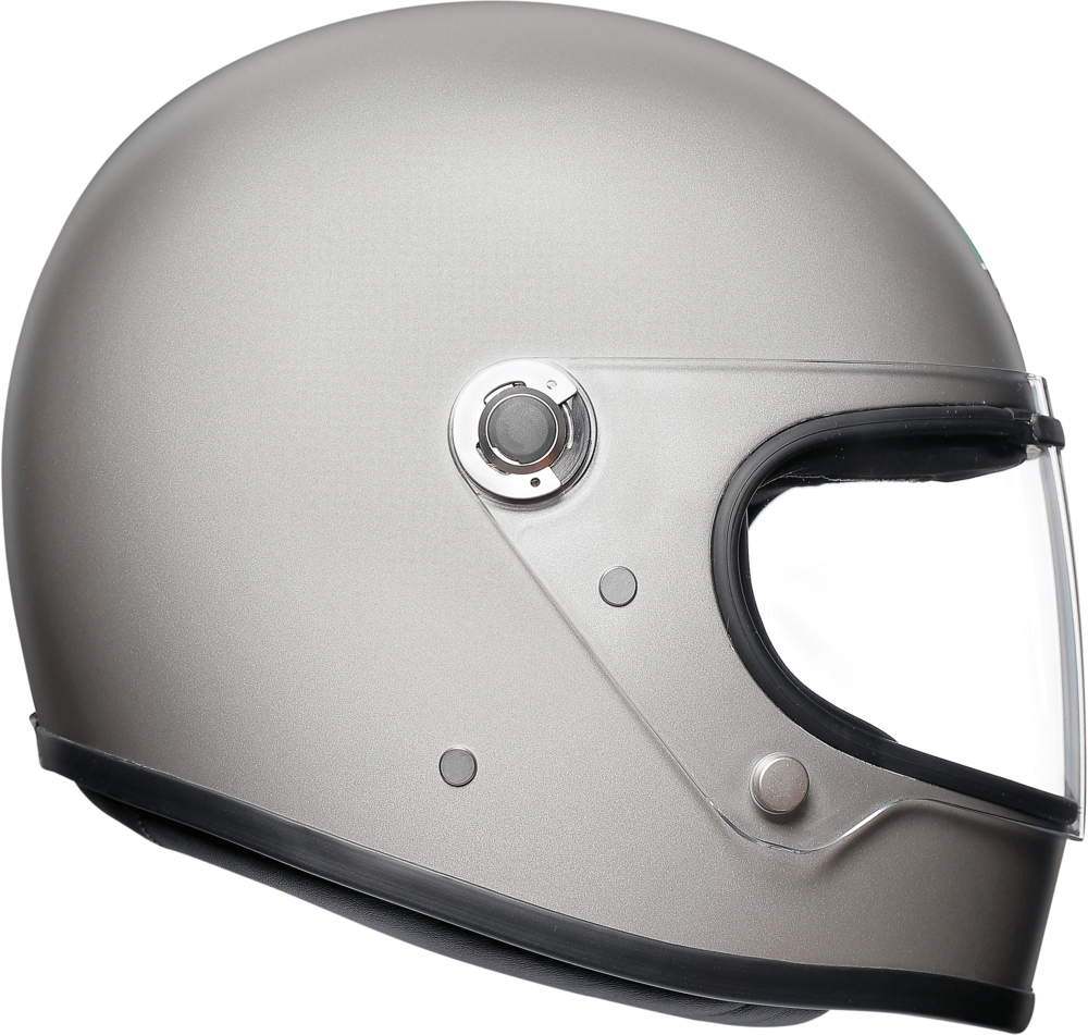AGV x3000 solid grey maat XL OUTLET