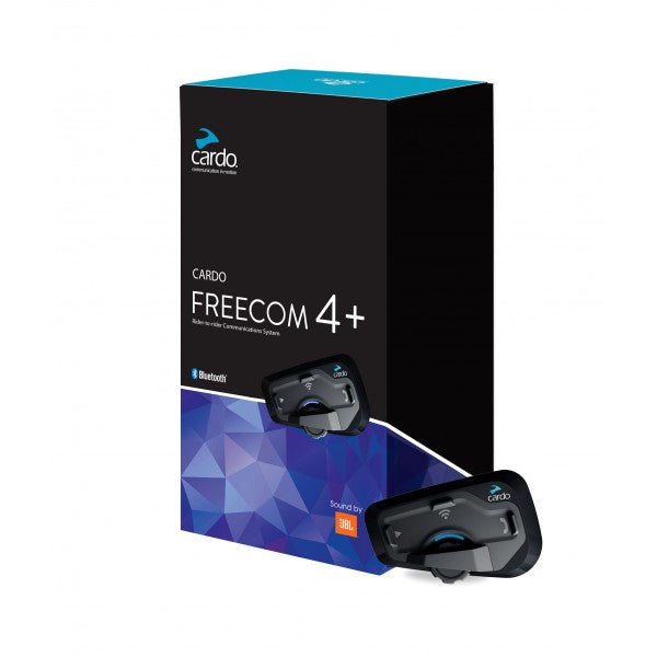CARDO SCALA RIDER FREECOM 4 PLUS DUO JBL ,