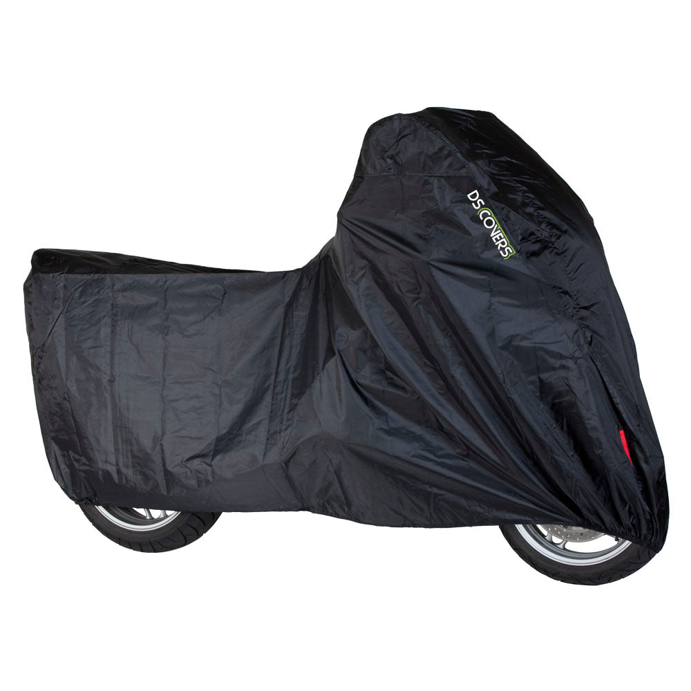 Delta motorcycle cover