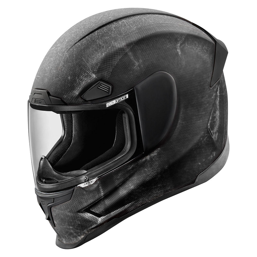 ICON airframe pro construct black, maat L