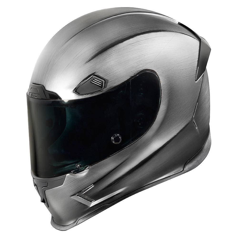 Icon airframe pro quicksilver, maat L