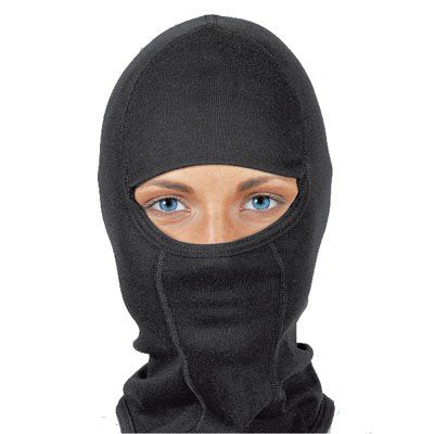 Facewarmer black
