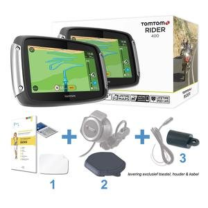 TomTom Essential kit