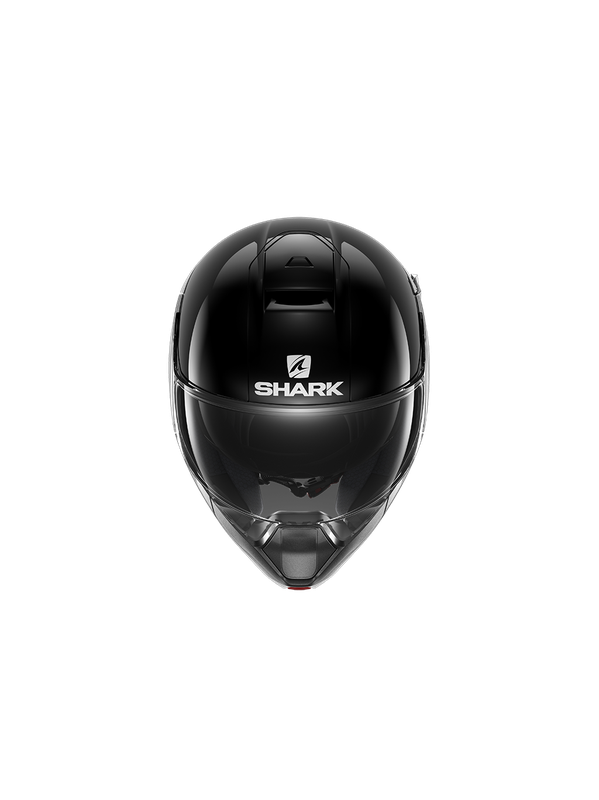 SHARK EVOJET DUAL BLANK, Antracite Black Antracite
