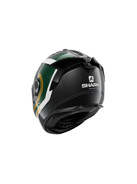 SHARK Spartan GT Carbon Tracker, carbon green gold