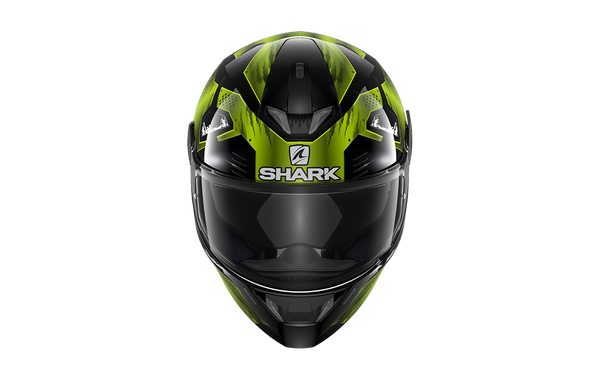 SHARK SKWAL 2 VENGER  Black Yellow Black
