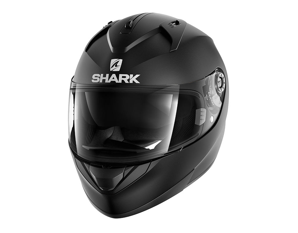 SHARK RIDILL BLANK BLACK MATT