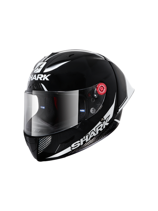 SHARK RACE-R PRO GP BLANK 30TH ANNIVERSARY  Black Carbon Pearl