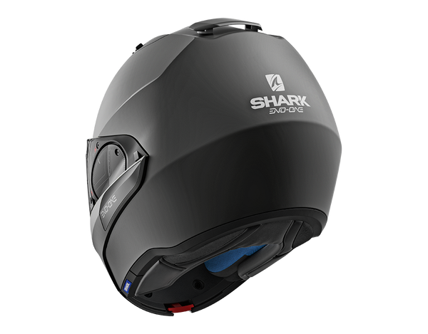 Shark evo one 2 Matt zwart, OUTLET