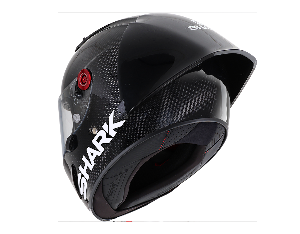 SHARK RACE-R PRO GP FIM RACING #1 2019  Carbon Black Carbon