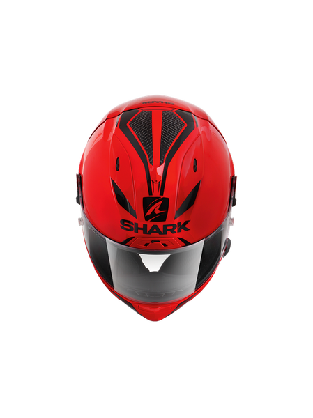 SHARK RACE-R PRO GP BLANK 30TH ANNIVERSARY  Red Carbon Black