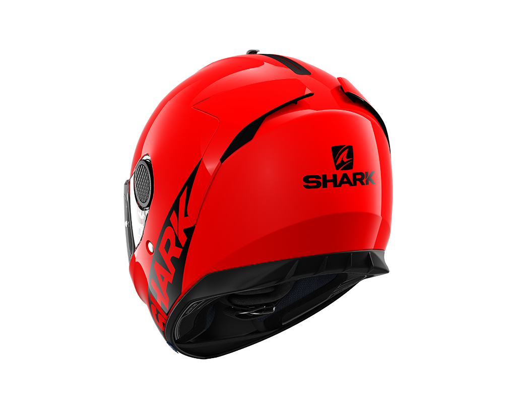 SHARK SPARTAN 1.2 BLANK  Red